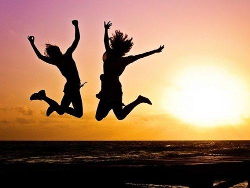 Il segreto per vivere felici