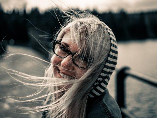 Sorridi di più e stai lontano dagli invidiosi e i negativi