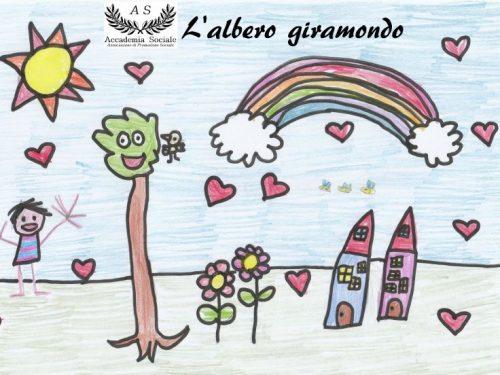 Vi presento Jenni e la sua Favola dell'Albero Giramondo