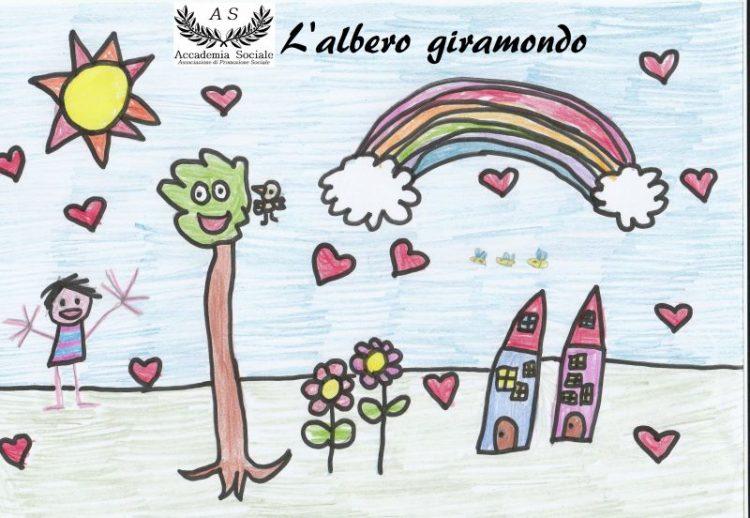 Jenni Zanini Adria supporto educativo Adria Favola dell'albero giramondo