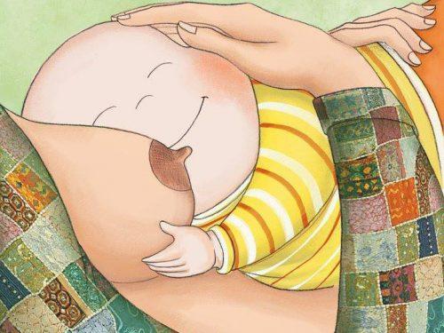 Se a richiesta vuoi allattare di Antonella Sagone
