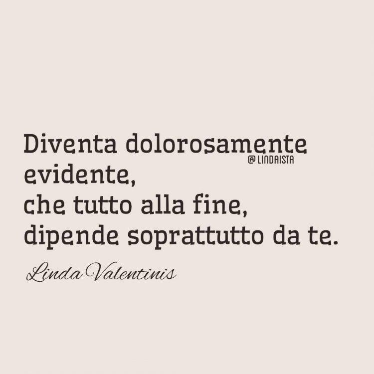 Linda Valentinis alias Lindaista: Parole per il cuore