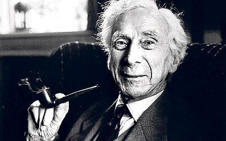 Non smettete mai di protestare di Sir Bertrand Russel