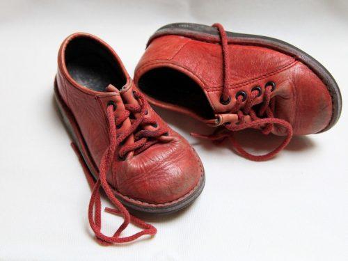 C'è un paio di scarpette Rosse di Joyce Lussu