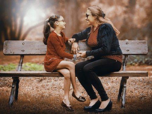 Rapporto madre e figlia