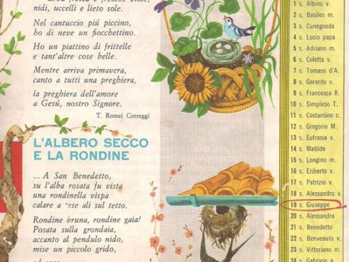 San Giuseppe di Teresa Romei Correggi